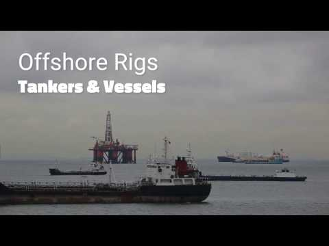 Offshore Rigs and Vessels for Sale or Charter