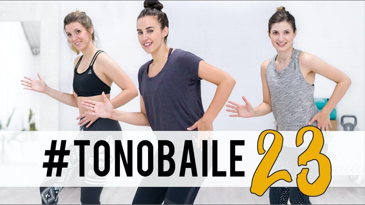 TONO BAILE 23 | Elimina grasa bailando!