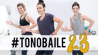 TONO BAILE 23   Elimina grasa bailando!