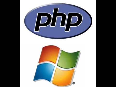 How To Install/Run PHP In Windows 7/8/8.1/10