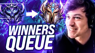 LL STYLISH | I'M ACTUALLY IN WINNER Q! GOING FOR CHALLENGER ON THIS ACCOUNT