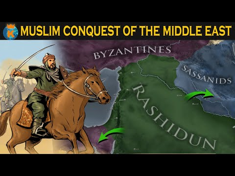 How did the Muslims conquer The Levant? - The Arab-Byzantine