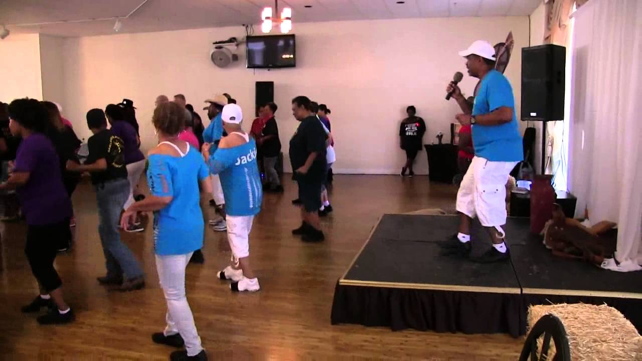 Pressure By James And Jackie Rice Of J J Soulful Steps