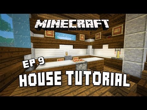 minecraft how to make modern furniture