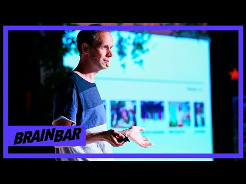 SAILING THE DIGITAL SEAS (Peter Sunde at Brain Bar Budapest)