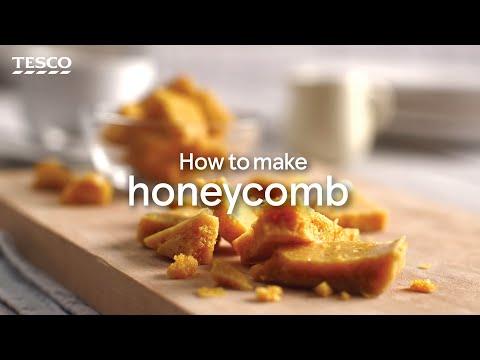 How to Make Honeycomb | Tesco Food