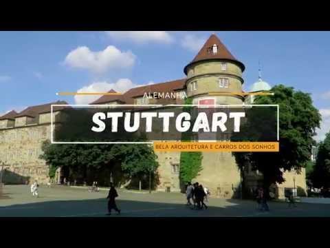 Stuttgart, uma linda cidade