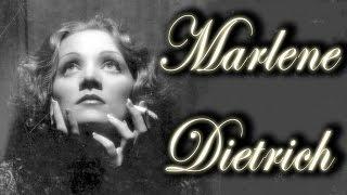 Marlene Dietrich sings Lili Marleen - Falling in Love Again - Ich bin die Fesche Lola and others