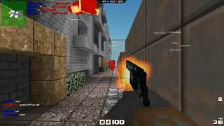 BLOCKADE 3D - GAMEPLAY SUR QUARTER !
