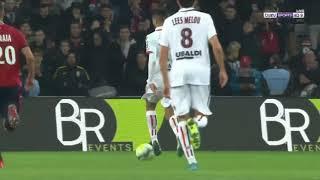 Video Gol Pertandingan Lille Metropole vs OGC Nice