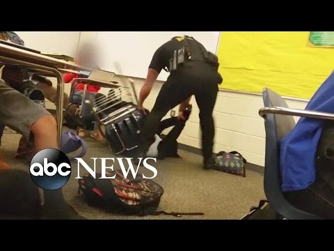 South Carolina Sheriff Fired After Classroom Arrest