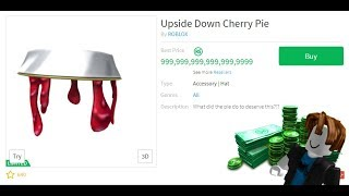 Roblox Projecting: Projecting Cherry Pie (200K+ ROBUX PROFIT!)