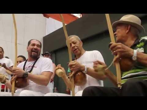 XIV Clínica de Capoeira - Mestres Toni Vargas, Boca Rica e Brasilia