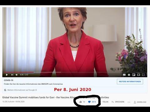 30 Millionen Steuergelder für den Gates-Club: Bundespräsidentin erhält Shitstorm des Lebens