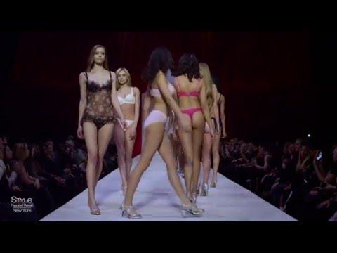 Bradelis New York 2016 Lingerie Fashion Show