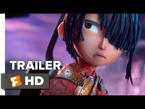 Kubo and the Two Strings Official Trailer #1 (2015) - Rooney Mara, Charlize Theron Animated Movie HD