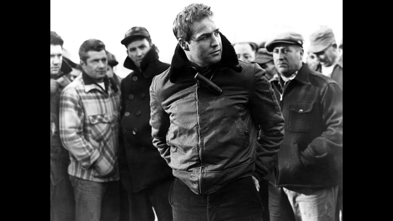 John Badham on ON THE WATERFRONT