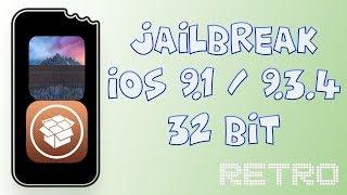 How To JAILBREAK iOS 9 3 5 NO Computer iPhone 4S , 5 , 5C