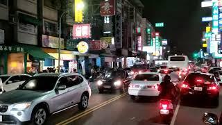 韓國瑜陽明路掃街!你看過國旗海嗎?