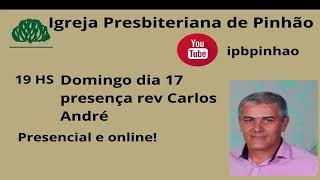 CULTO DE DOMINGO  - 17/1/2021