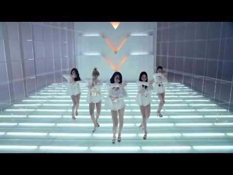 KARA(카라) - PANDORA(판도라) MV HD