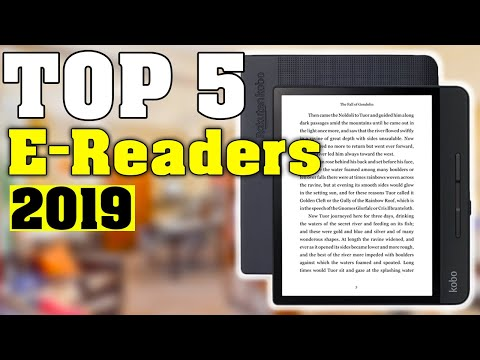TOP 5: Best eReaders 2019 - Best Tablets for Reading