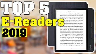 TOP 5: Best eReaders 2019 - Best Tablets for Reading