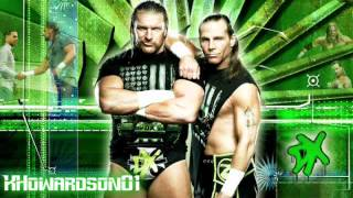 "WWE: D-Generation X Theme Song - ""Break It Down"" (Lyrics In The Description)"