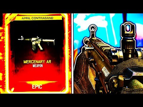 *NEW* MERCENARY AR UPDATE? COMING SOON!? LEAKED *BO4* NEWS!NEW DEMOLITION DOUBLE XP PLAYLIST!!