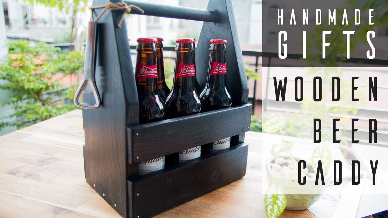 15 Last Minute Homemade Gifts For Fathers Day Wooden