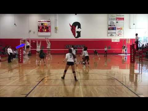 mizuno volleyball paris 16 zip