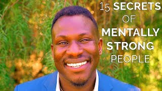15 Secrets of Mentally Strong People (Law of Attraction!) Powerful! (4K)