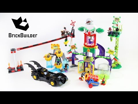 Lego Super Heroes 76035 Jokerland - Lego Speed Build from YouTube · Duration:  11 minutes 42 seconds