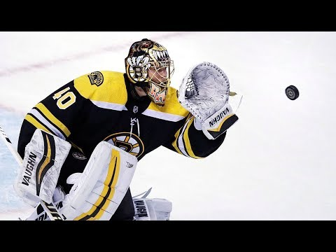 11th Overtime of NHL Playoffs In Boston vs Columbus Game One
