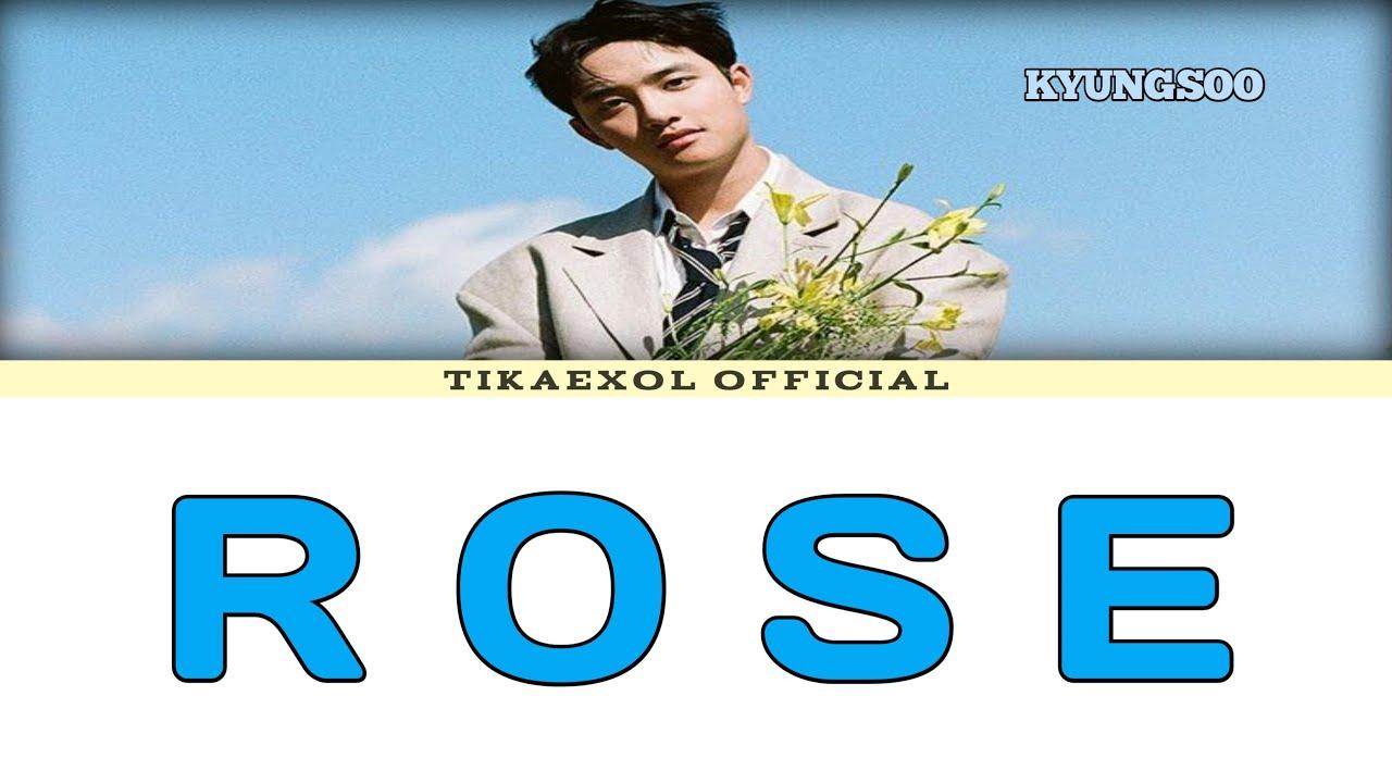 D.O. 디오 'Rose' (Lyrics Teaser)