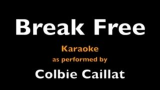 Watch Colbie Caillat Break Free video