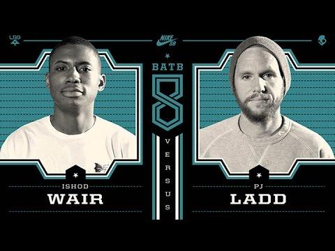 Ishod Wair Vs PJ Ladd: BATB8 - Round 1