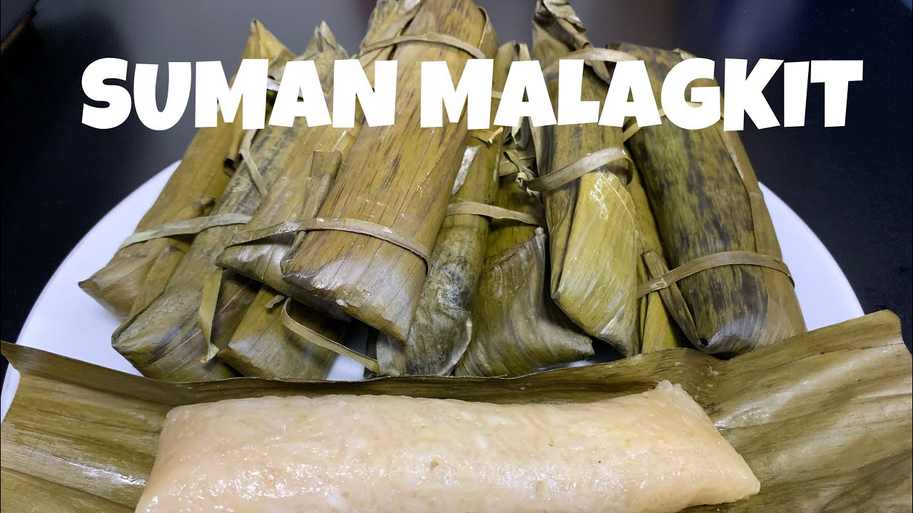 Download How to cook easy, yummy and affordable suman malagkit