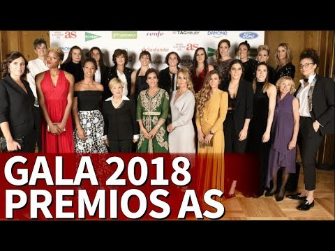 Gala Premios As del Deporte 2018 | Diario AS