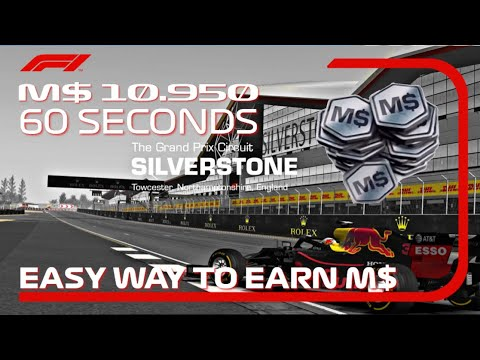 Formula 1 Easy Way To Earn M$