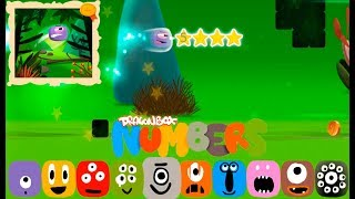 New Run and jump - Level 2 - DragonBox: Numbers - Run. The speed of the rocket.