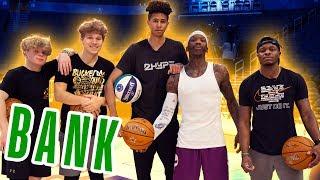 GAME OF BANK! 3-PT SHOOTOUT w/ 2HYPE, T Jass, Jay Jones, Bone Collector