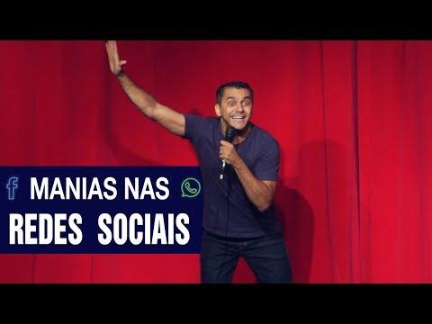 Stand Up Comedy - Manias nas Redes Sociais - WhatsApp Facebook