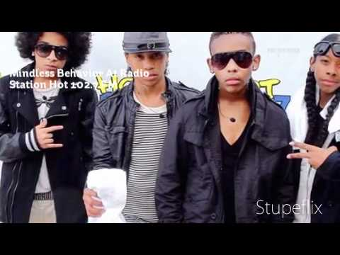 Chris Brown Wet The Bed Ft.Mindless Behavior w.Pictures