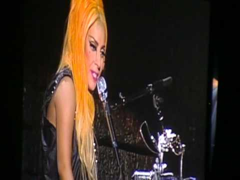 HD Lady Gaga. HAIR +Emotional Suicide Talk+Cries. Born This Way Ball. NEW ZEALAND Fri 8th