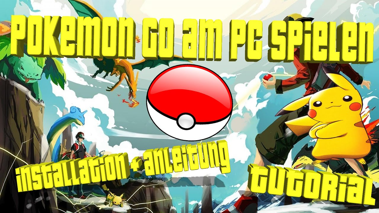 Pokemon Go Am Pc