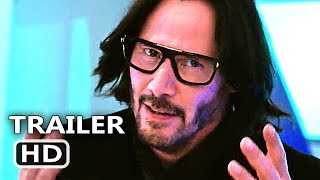 ALWAYS BE MY MAYBE Official Trailer (2019) Keanu Reeves Comedy Movie HD thumbnail