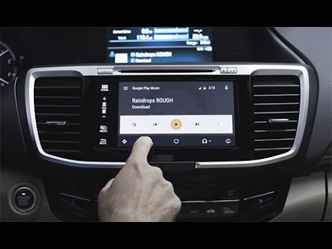 2016 Honda Accord Tips & Tricks: Android Auto Setup