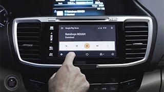 2016 Honda Accord Tips & Tricks: Android Auto Setup