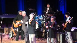 Mel Tillis & The Statesiders with Marty Stuart - Heart Over Mind - Coca Cola Cowboy